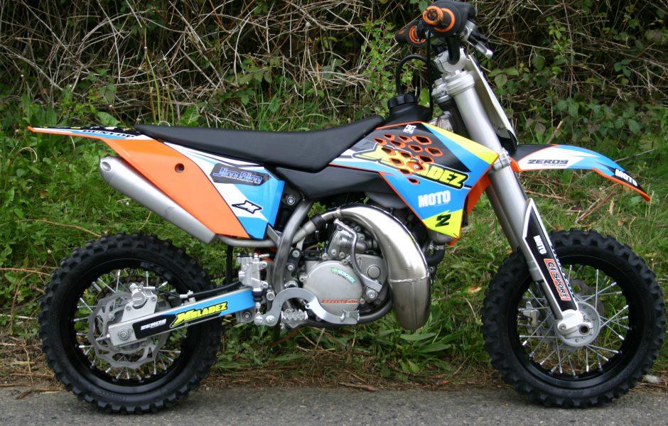 2014 ktm 50 sx mini adventure - austin motorcycles - bikes for sale uk